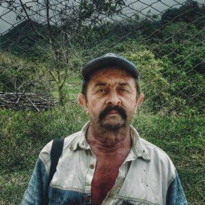 Orlando de Jesus Suarez. Vereda El Altico, San Jerónimo