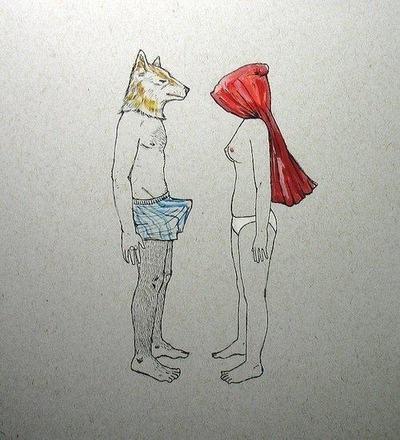 Ilustración vía Pinterest
